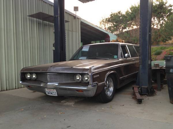 For Sale - CL Ad - 1968 Chrysler New Yorker Town and ...