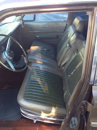 Town And Country Tire >> For Sale - CL Ad - 1968 Chrysler New Yorker Town and ...