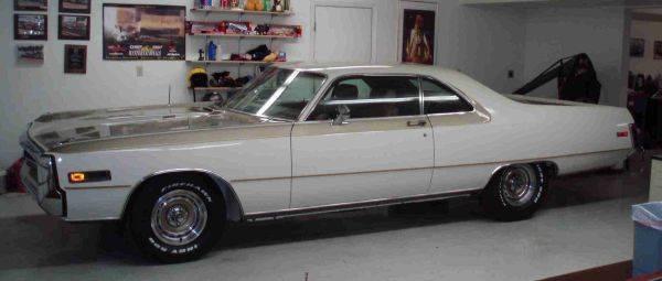 1970 Chrysler 300 Hurst (better have even DEEPER pockets ...