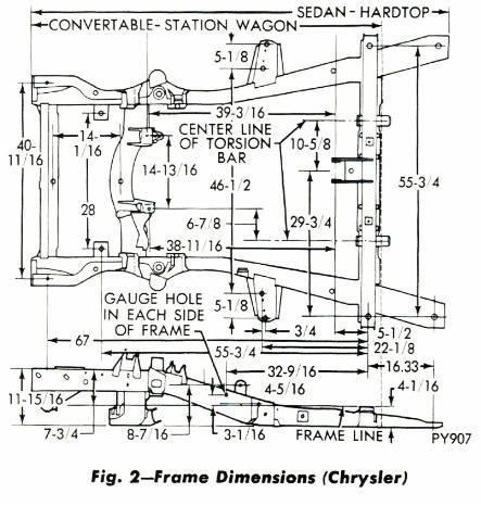 Frame Dimensions Jpg on 1971 Chrysler Sebring