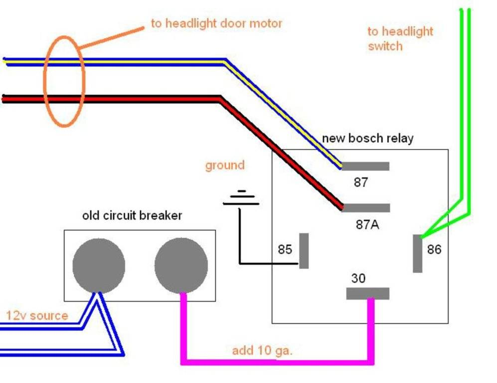 1970_Charger_headlight_door_relay_upgrade.jpg