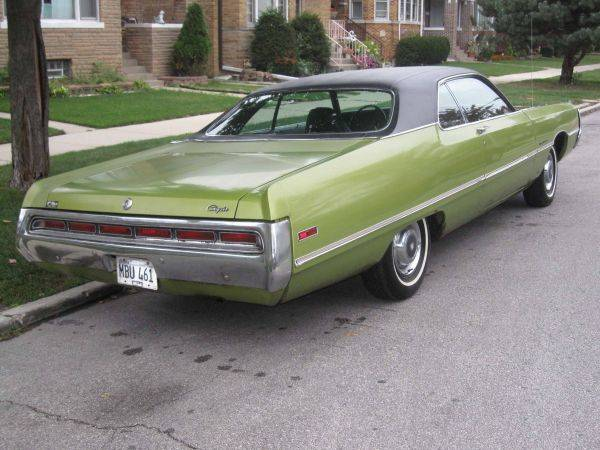 1971 Chrysler 300 | For C Bodies Only Classic Mopar Forum