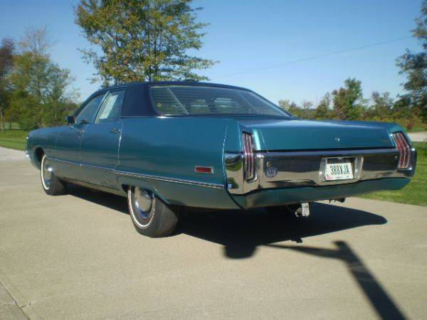 1972 Chrysler Newport Royal 440 4bbl with 49K Miles ...
