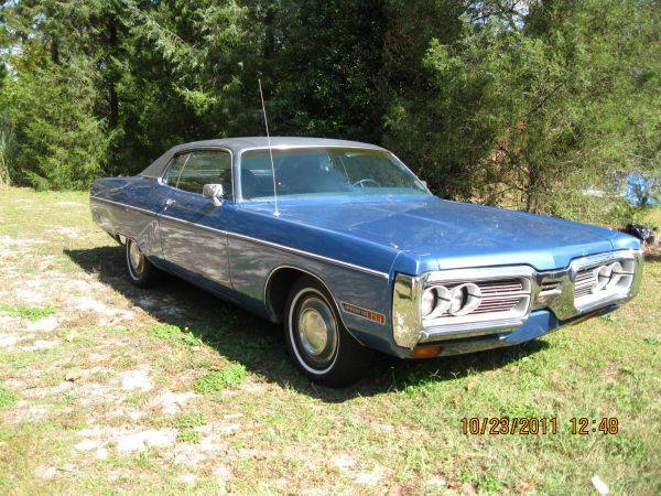 1972 Plymouth Fury III $10,000 | For C Bodies Only Classic ...
