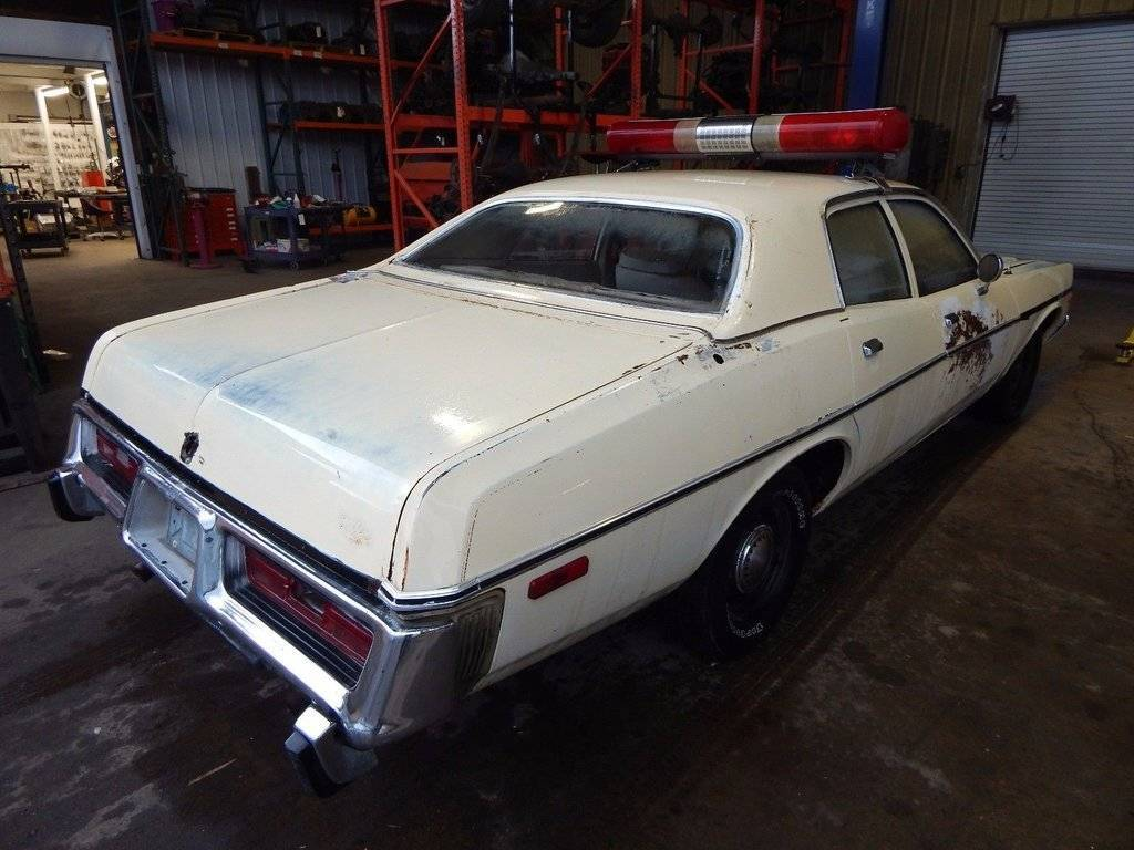 For Sale - 1976 Dodge Coronet Police Car California ...