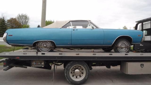 1970 Chrysler 300 Convertible For Sale