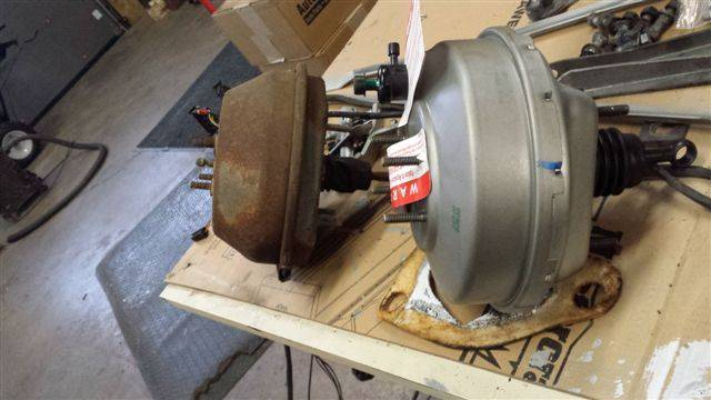 power brake booster question | For C Bodies Only Classic