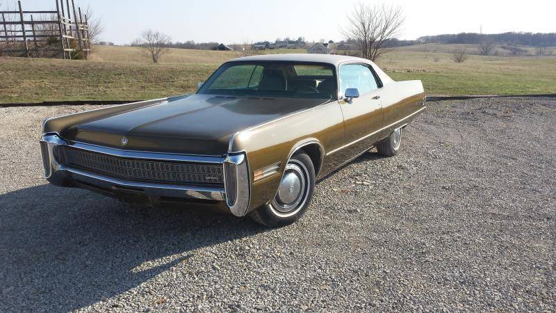 For Sale 1972 Chrysler Imperial 2 Door For Sale For C