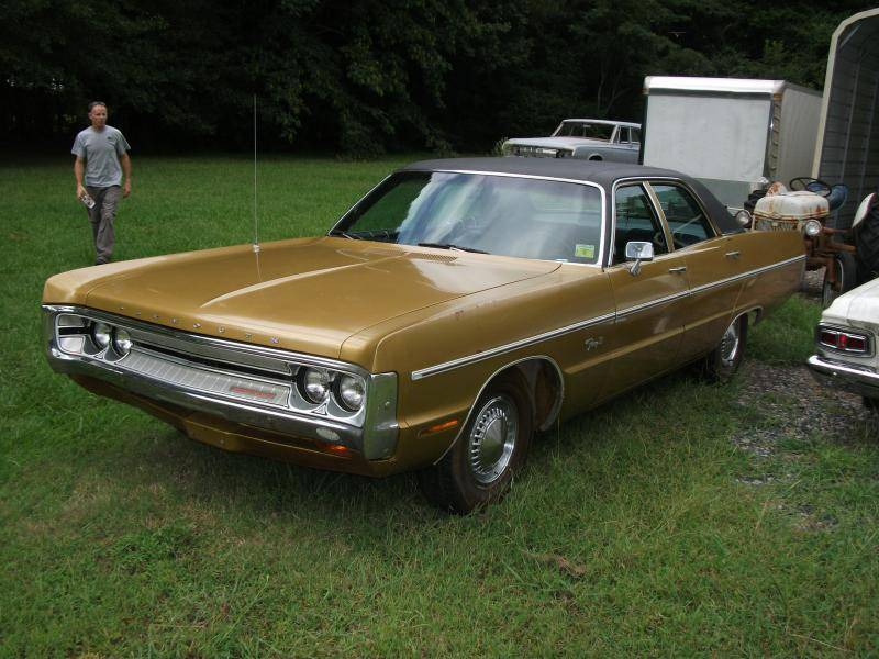 71 plymouth fury