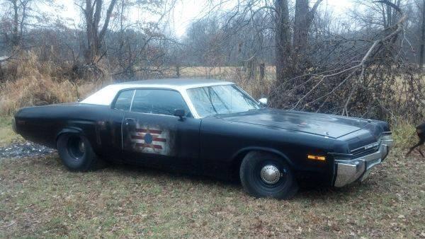 1973 Dodge Polara Mopar Police Car 4995 For C Bodies