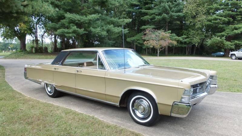 Ebay - 1967 Chrysler New Yorker 4-door Hardtop | For C Bodies Only