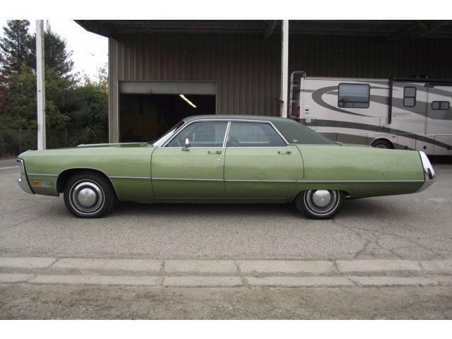 Ebay 1971 Chrysler Imperial Lebaron For C Bodies Only