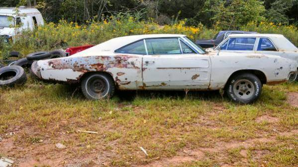 1968 Dodge Charger Project Car For Sale Craigslist Best Car Update