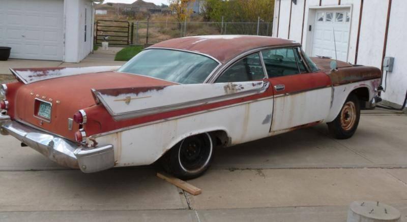 For Sale 1957 Dodge Custom Royal D 500 For C Bodies