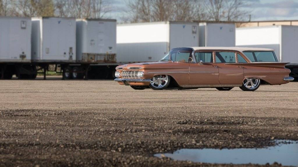 For Sale - 59 IMPALA BROOKWOOD EBAY | For C Bodies Only