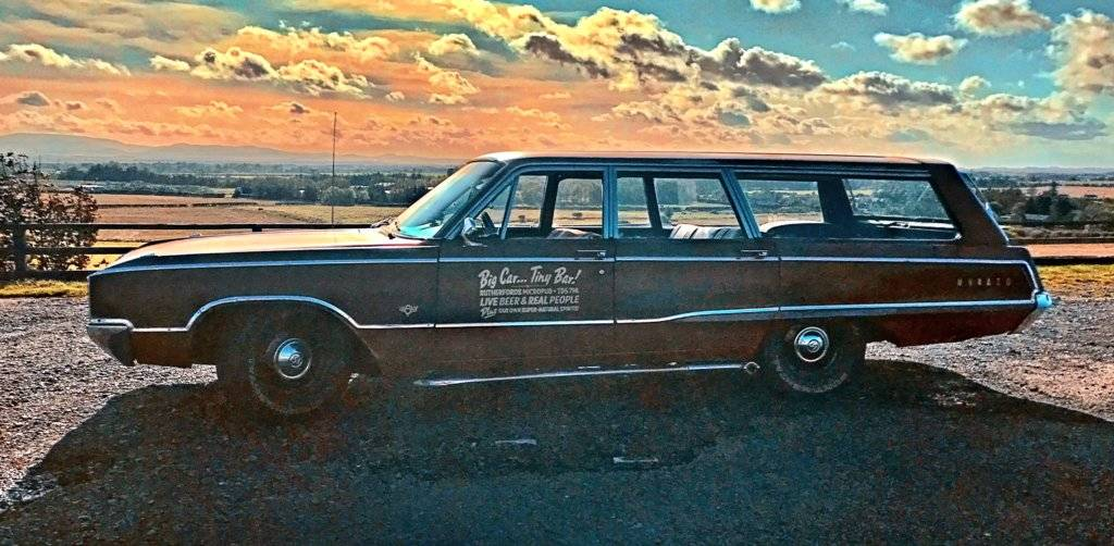 Brake Rotor New for Budd 4 Piston Calipers 1966-1969 Chrysler Imperial C-body