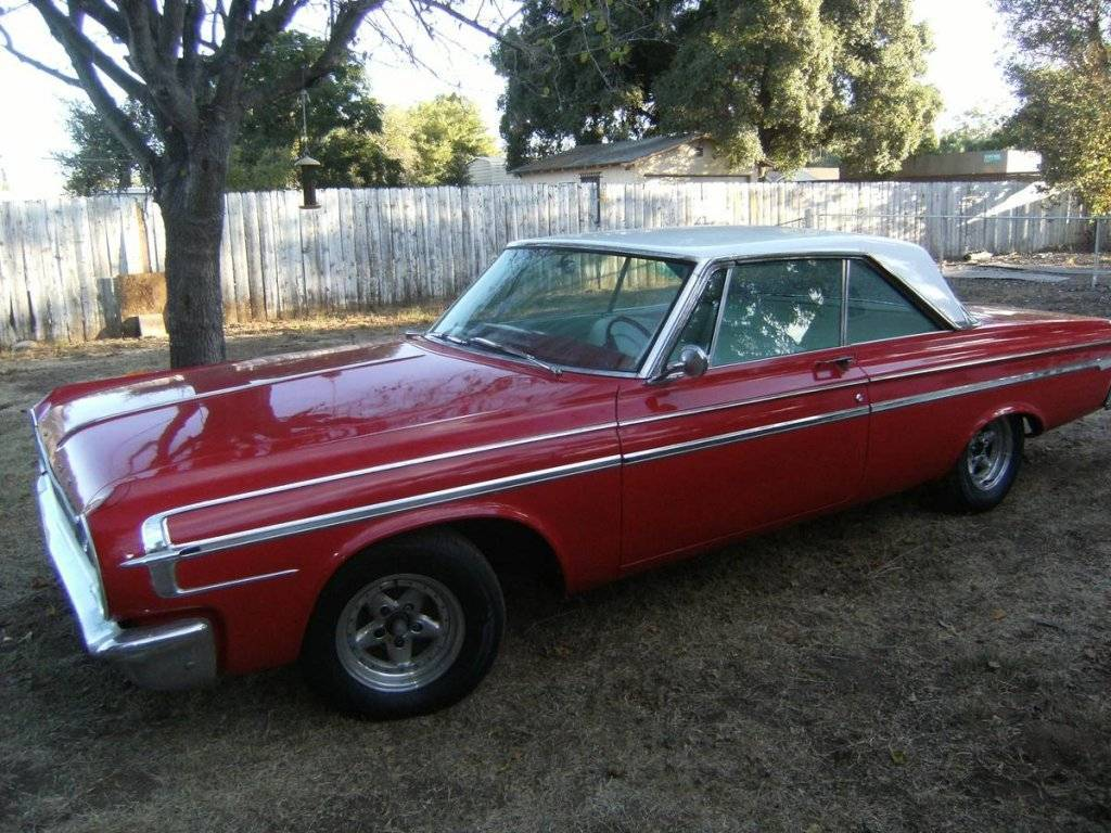 For Sale - 64 Polara in Good Shape | For C Bodies Only
