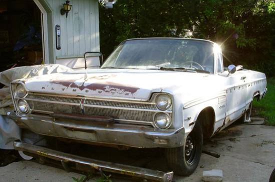 1965 Plymouth Sport Fury Convertible - $500 OBO | For C ...