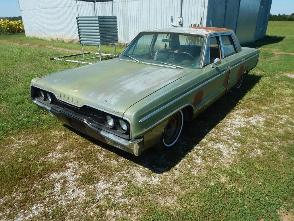 For Sale - 1966 Dodge Polara/ Monaco $650 | For C Bos Only ...