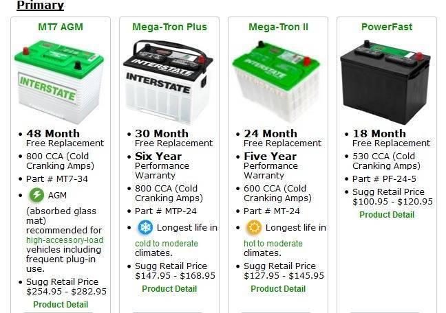 Car Battery Size Chart >> WHAT BATTERY SPEC/CCA'S ? | For C Bodies Only Classic Mopar Forum