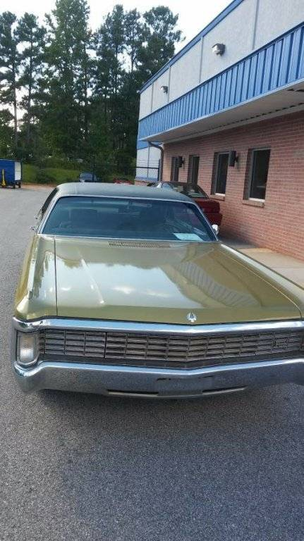 For Sale - 1970 Imperial LeBaron  | For C Bodies Only