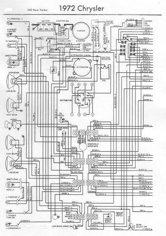 Wiring Diagram Interpretation Needed