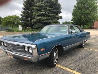 for sale 1970 chrysler new yorker 4d ht, 9000 original miles for