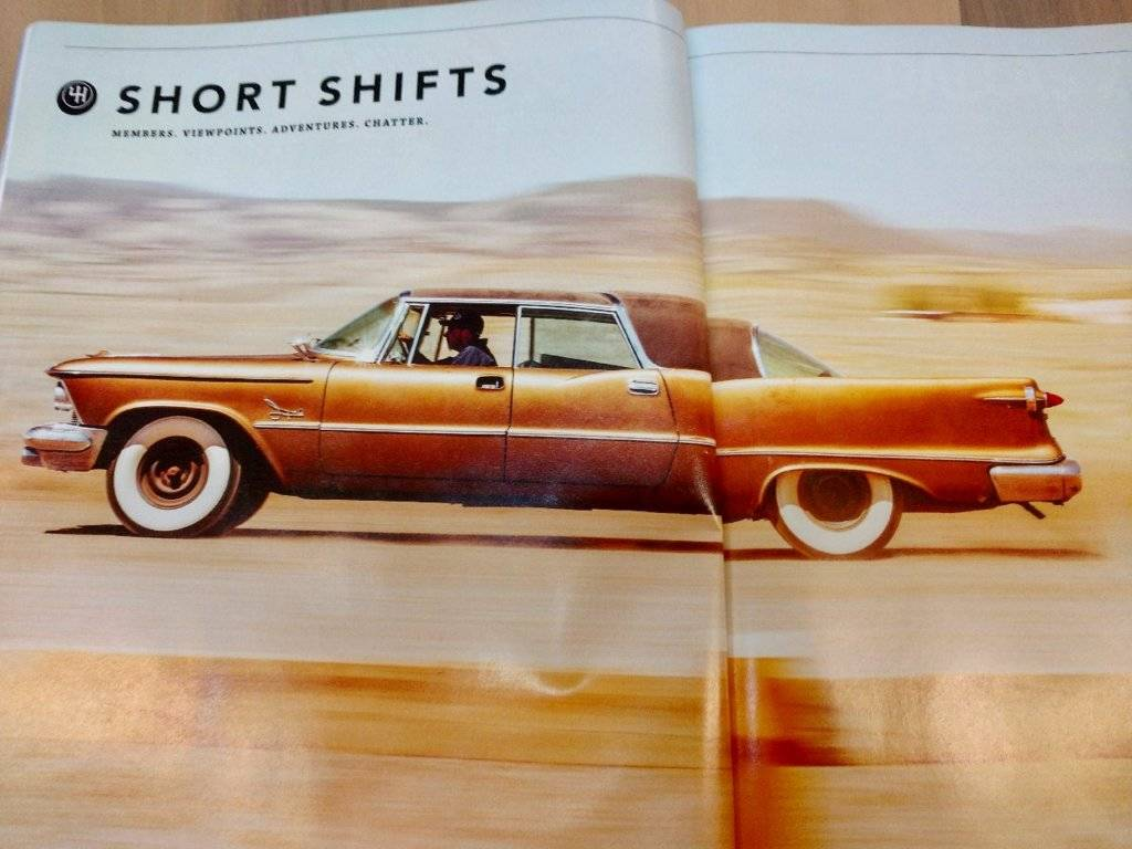 "Kool pic from ""Hagerty"" mag 