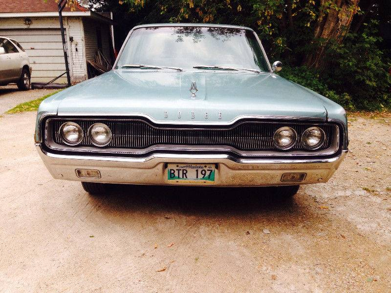 For Sale - Canadian finds #1: \'66 Polara clean and cheaaaap! ($2.9k ...
