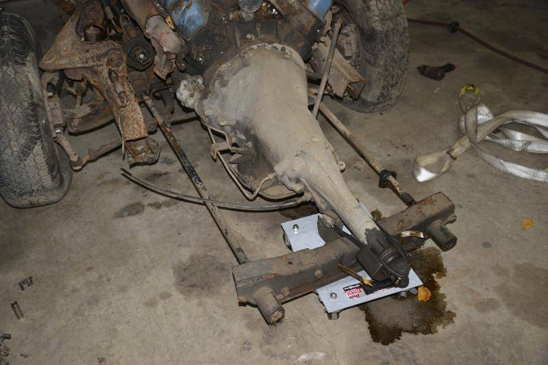 Sold 73 New Yorker Subframe For C Bodies Only Classic