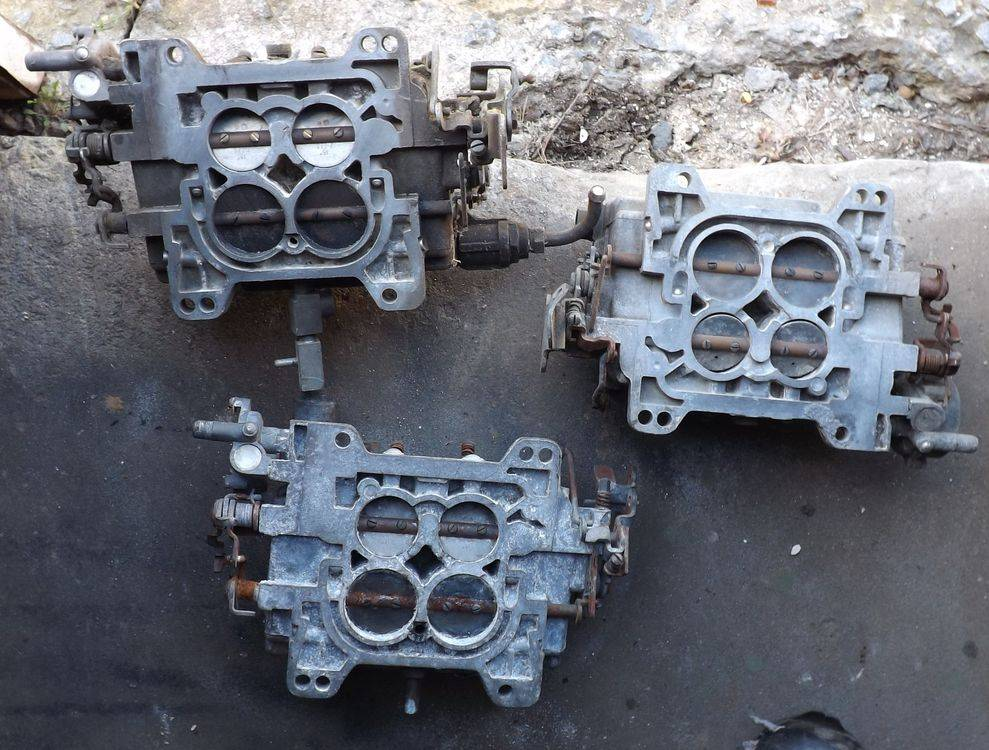 For Sale - Carter AFB carbs x 3 | For C Bodies Only Classic