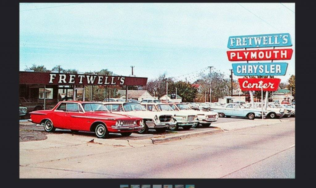 Vintage Chrysler Corp dealership pics   Page 15   For C Bodies Only ...