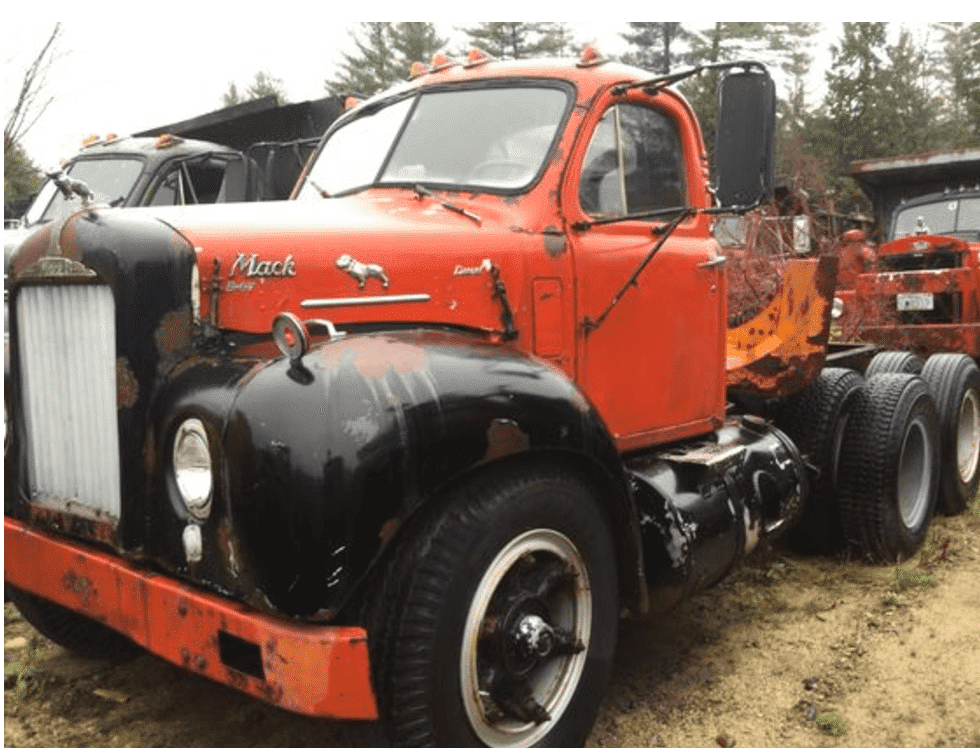 For Sale - A conglomeration of old Mack trucks | For C Bodies Only ...