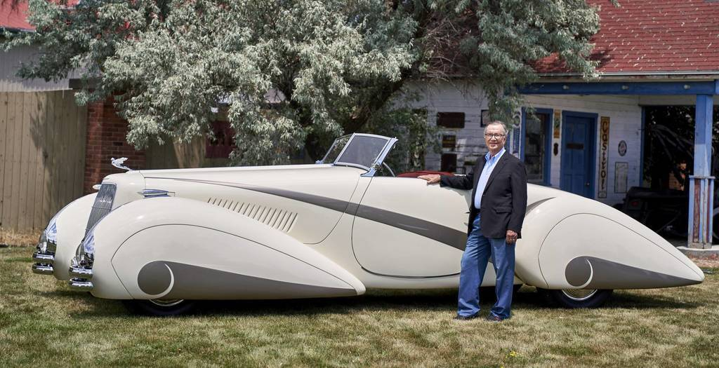 A 1937 Cadillac Is Poised to Wow Pebble Beach | For C Bodies Only