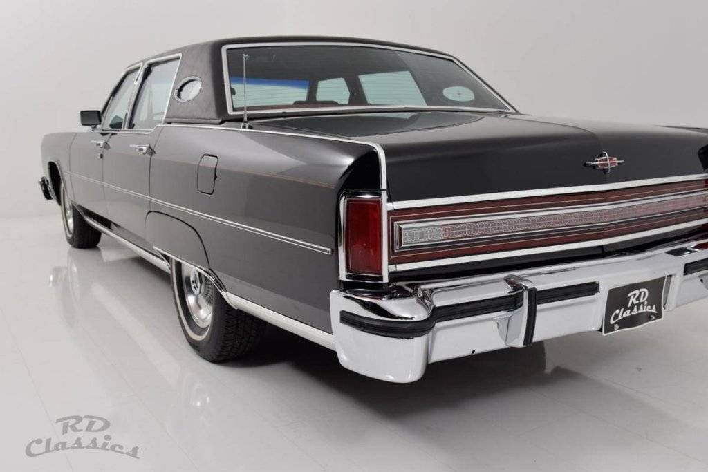 For Sale - 77 BLACK LINCOLN CONTINENTAL | For C Bodies Only Classic ...