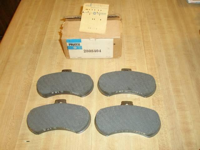 BUDD Disc Brake Pads 001 (Small).JPG