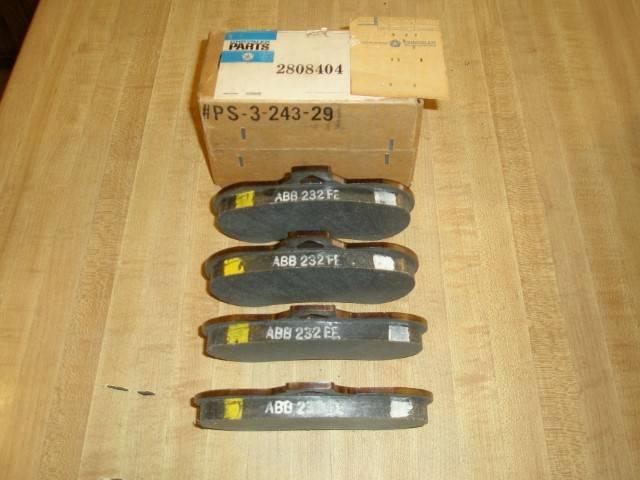 BUDD Disc Brake Pads 003 (Small).JPG