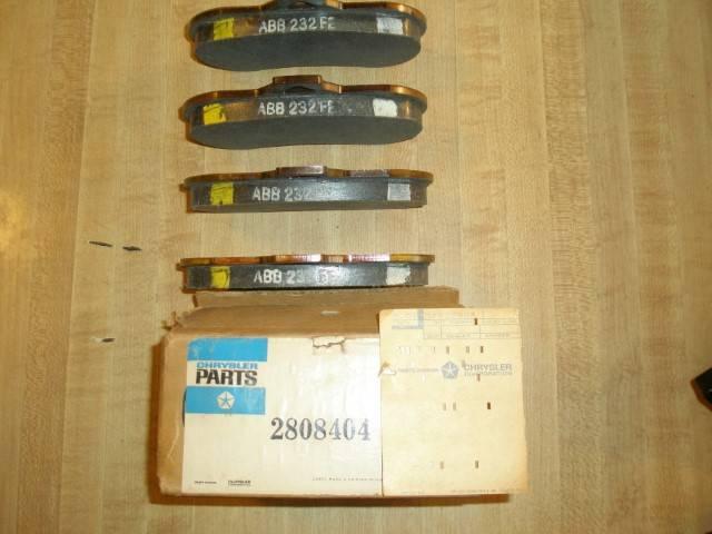 BUDD Disc Brake Pads 004 (Small).JPG