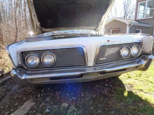My 64 Crown parts car   For C Bodies Only Classic Mopar Forum