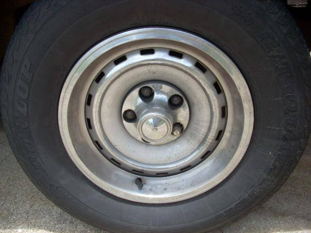 Chrysler Road Wheels Qty 5 For C Bodies Only Classic