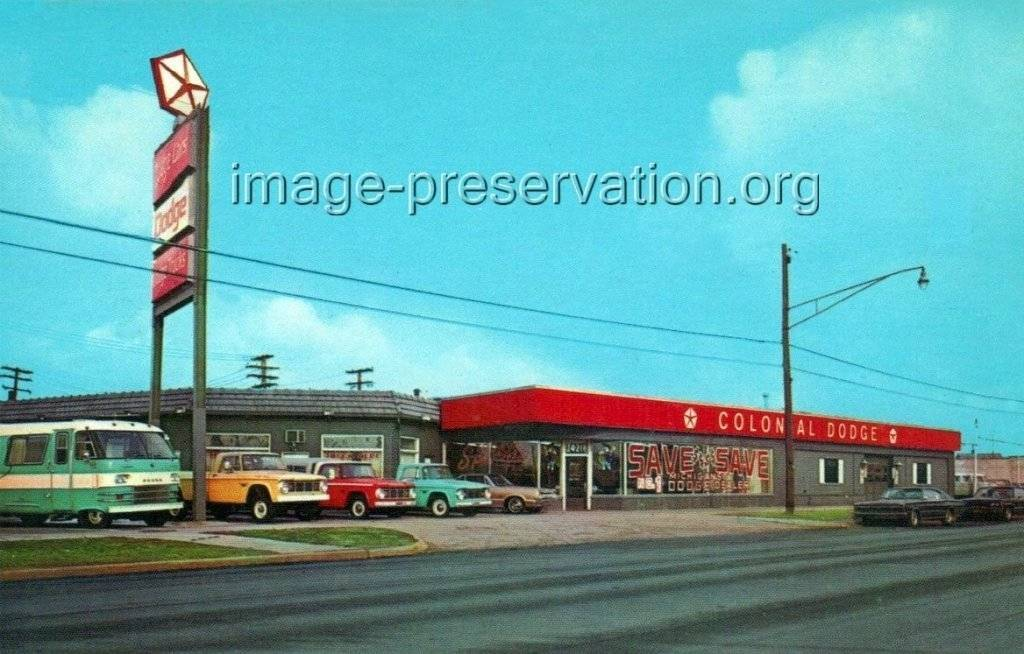 Vintage Chrysler Corp dealership pics | Page 13 | For C Bodies Only ...