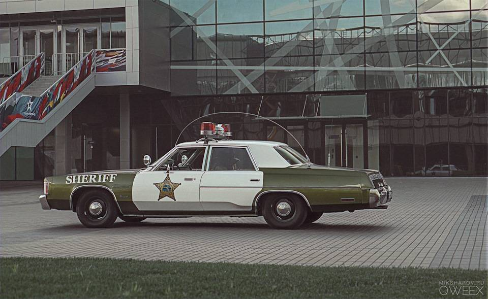 1975 Chrysler Newport County Sheriff | For C Bodies Only ...