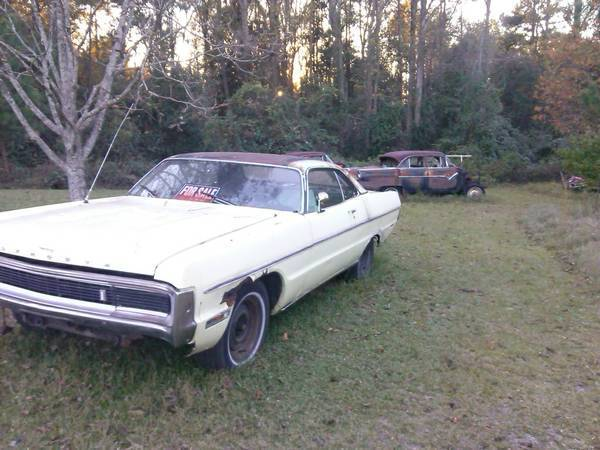 For Sale - 1970 Plymouth fury (318) - $1800   For C Bodies