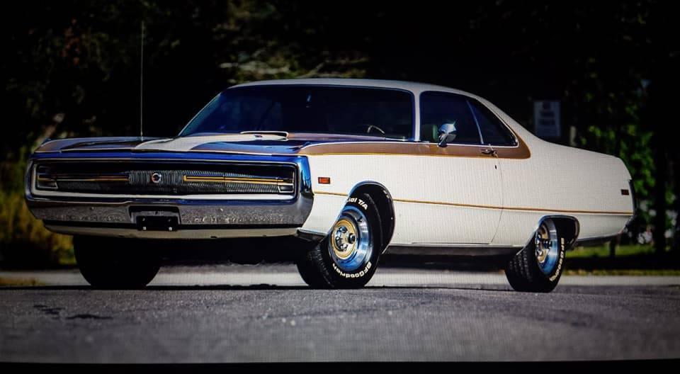 For Sale - 1970 Chrysler 300 Hurst Mecum Auction | For C Bodies ...
