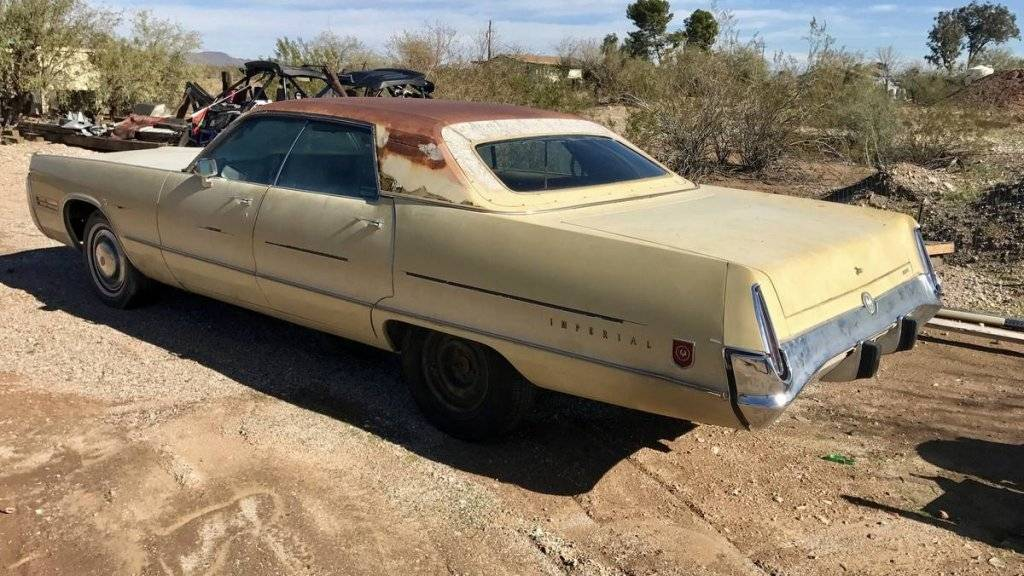 For Sale Save This 73 Imperial Demo Derby For C Bodies Only