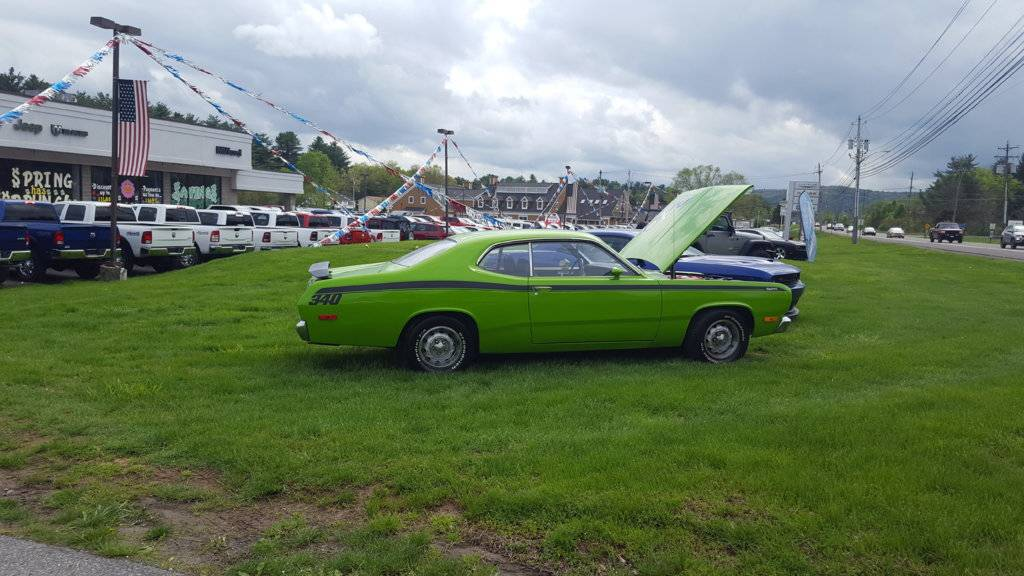 For Sale - 1972 Plymouth Duster 340 in Pa  | For C Bodies
