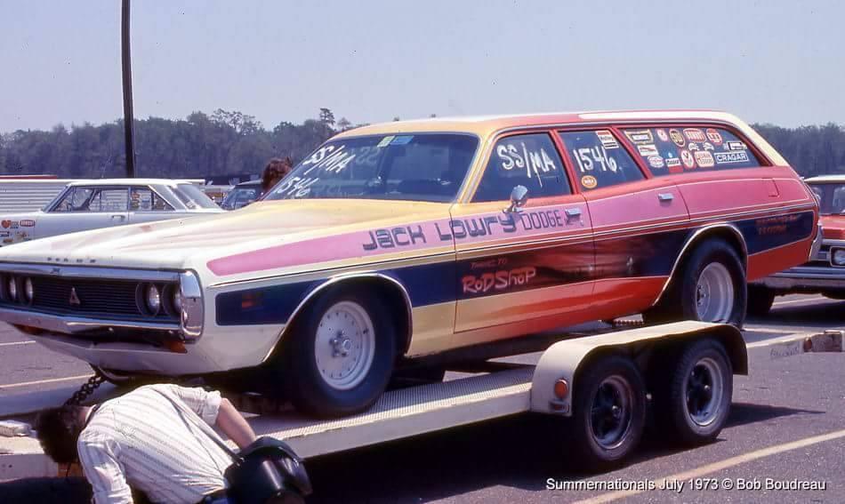 Vintage sportsman drag car | For C Bodies Only Classic Mopar Forum