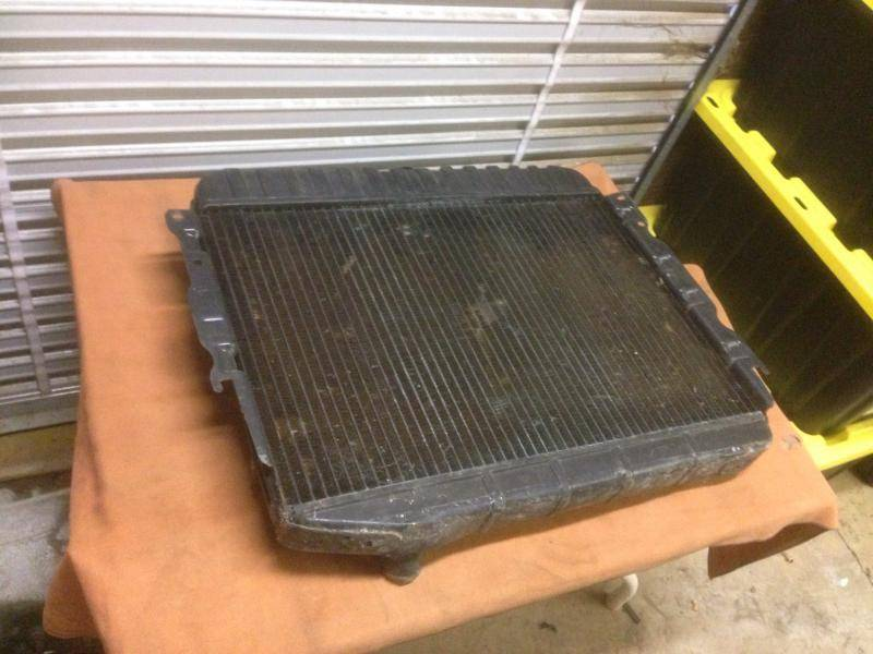 For Sale - 67 big block radiator | For C Bodies Only Classic Mopar Forum