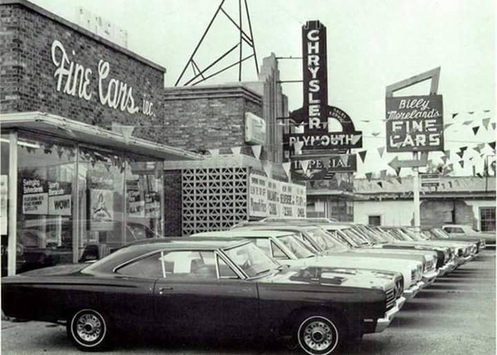 Vintage Chrysler Corp dealership pics | For C Bodies Only ...