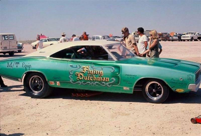 Classic Funny Car: Vintage MOPAR Funny Cars